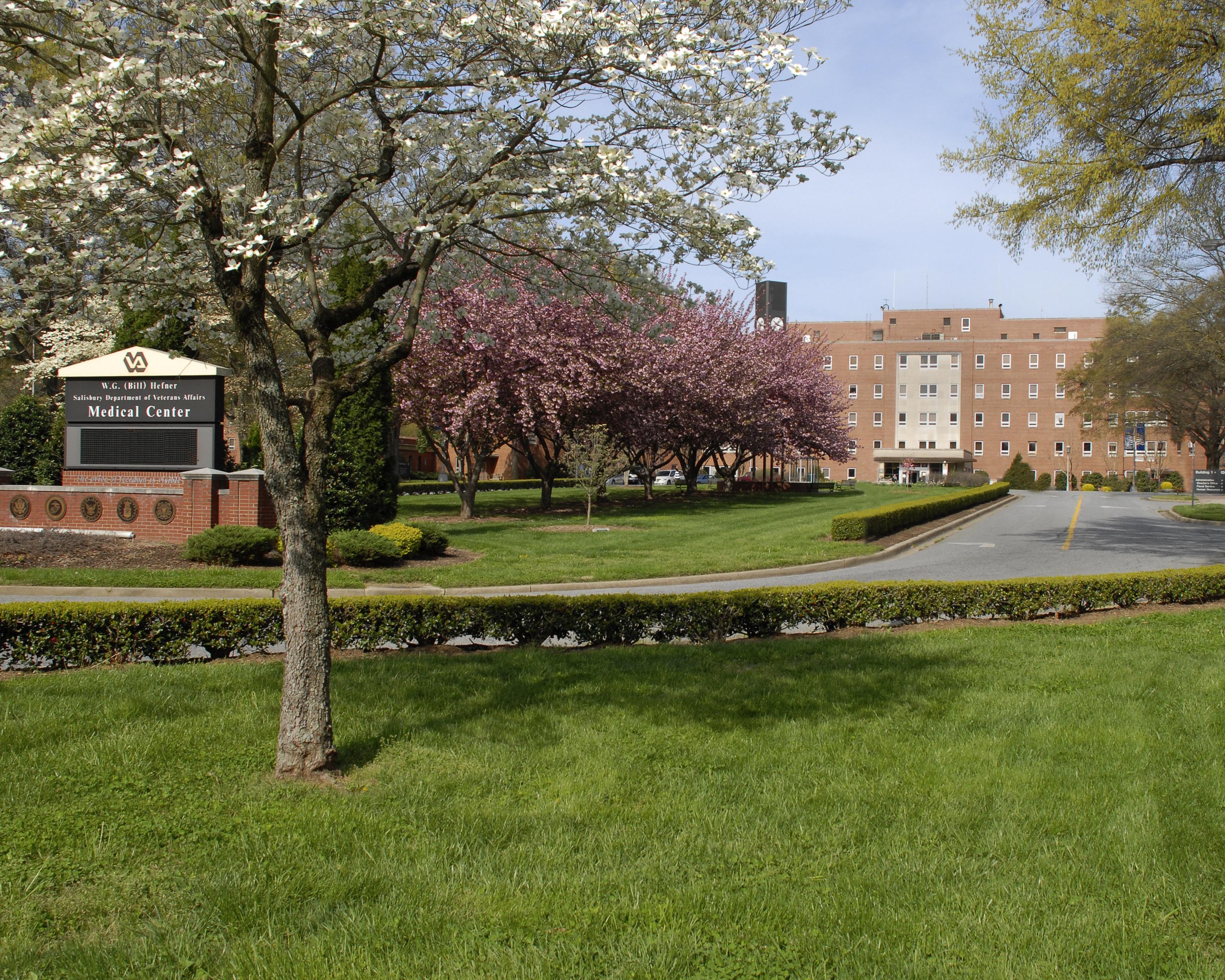 W. G (Bill) Hefner VA Hospital