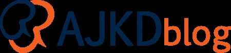 AJKD-Blue & orange with transparent background PNG