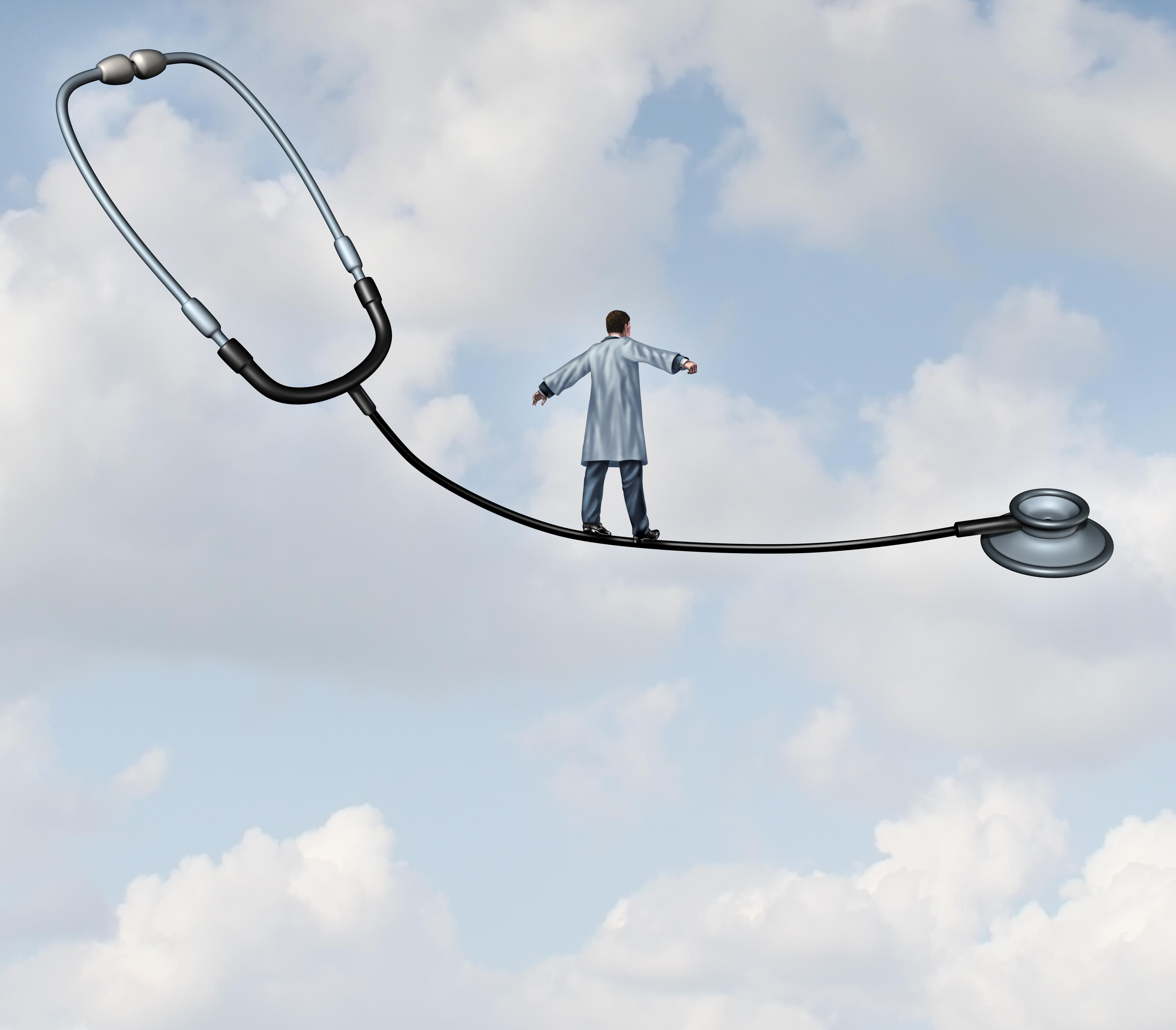 tightrope stethoscope